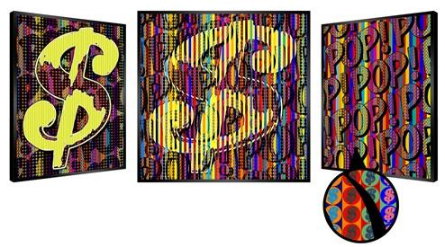 I Love Money by Patrick Rubinstein - Kinetic Edition
